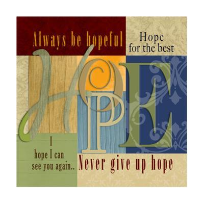 Funky Hope by Lisa Wolk