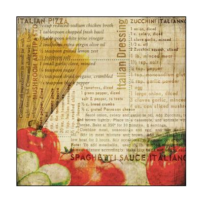 Italian II by Lisa Wolk