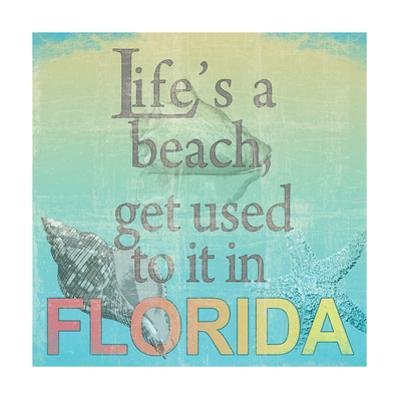 Life's a Beach by Lisa Wolk