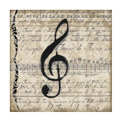Musical II by Lisa Wolk