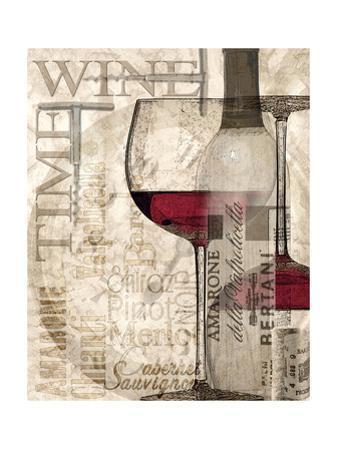 Red Wine by Lisa Wolk