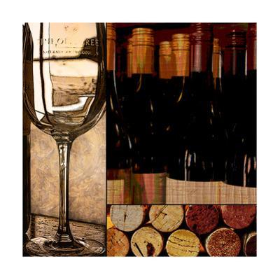 Wine with Dinner by Lisa Wolk