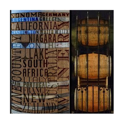 Wines around the World by Lisa Wolk