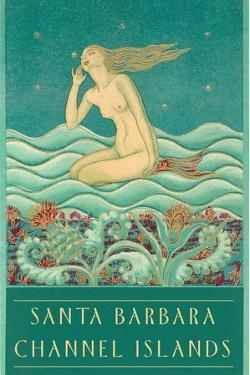 Listening Mermaid, Channel Islands