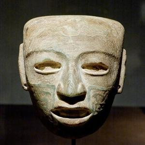 Lithic Mask from Teotihuacan