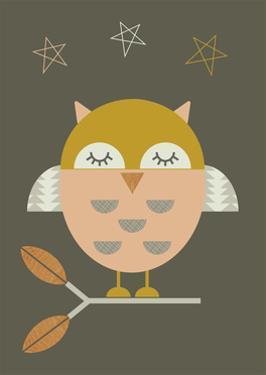 Little Owl by Little Design Haus