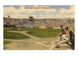 Little League World Series, Williamsport, Pennsylvania