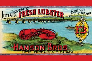 Little Lepreaux Fresh Lobster