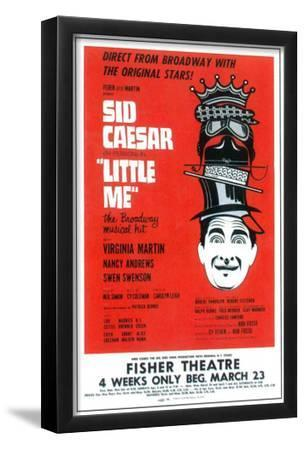 Little Me - Broadway Poster , 1962