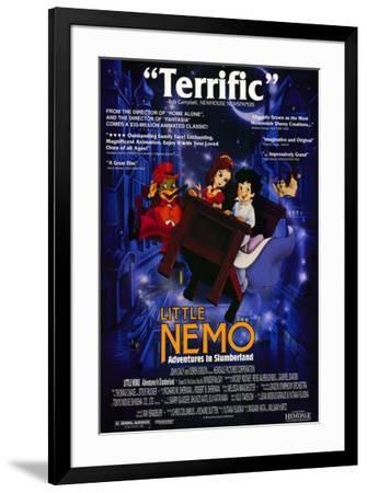Little Nemo: Adventures in Slumberland--Framed Poster