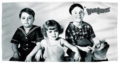Little Rascals - The Gang Beach Towel