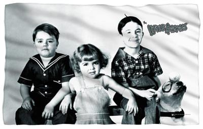 Little Rascals - The Gang Fleece Blanket