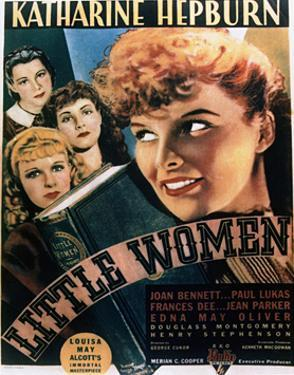 Little Women - Movie Poster Reproduction