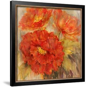 Calypso Reds II by Liv Carson