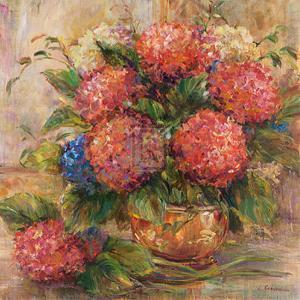 Hydrangea II by Liv Carson