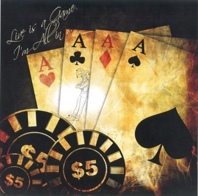Live Is A Game, I'm All In