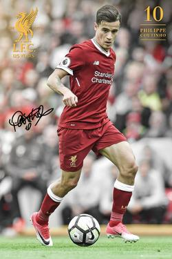 Liverpool - Coutinho 17/18