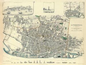 Liverpool, England, c.1836