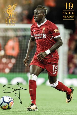 Liverpool - Mane 17/18