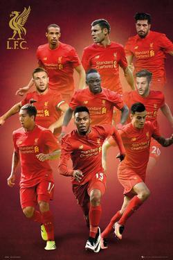 Liverpool Players 16/17