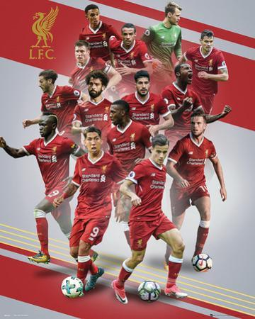 Liverpool - Players 17/18