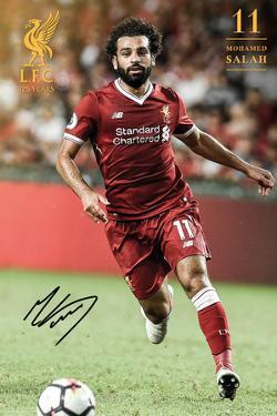 Liverpool - Salah 17/18