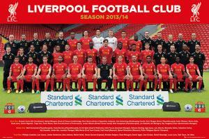 Liverpool - Team 13/14