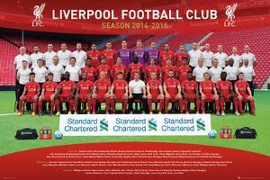 Liverpool Team 14/15