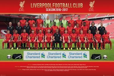 Liverpool- Team 16/17