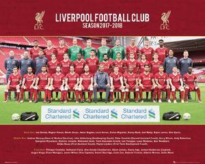 Liverpool - Team 17/18