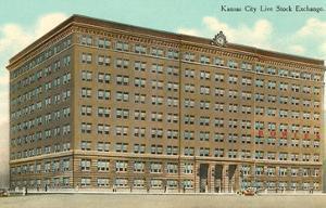 Livestock Exchange Building, Kansas City, Missouri