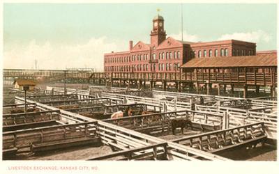 Livestock Exchange, Kansas City, Missouri