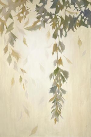 Leaf Cascade by Liz Jardine