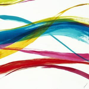 Neon Currents III by Liz Jardine