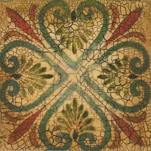 Spanish Tiles VI by Liz Jardine