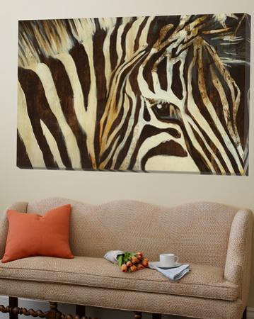 Striped Pajamas by Liz Jardine