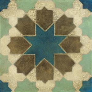 Tangier Tiles I by Liz Jardine