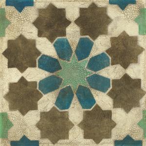 Tangier Tiles II by Liz Jardine