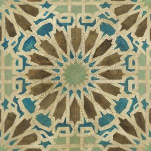 Tangier Tiles IV by Liz Jardine