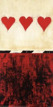 Three of Hearts by Liz Jardine