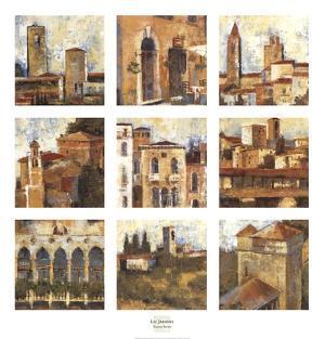 Tuscan Series by Liz Jardine