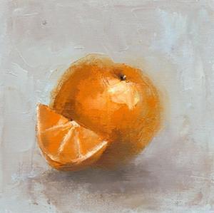 Painted Fruit IV by Liz Nichols