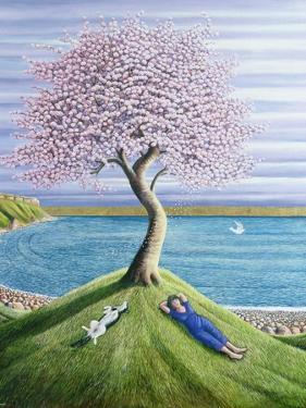 Dreaming of Cherry Blossom, 2004 by Liz Wright