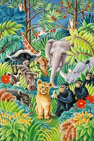 Jungle Party, 1993