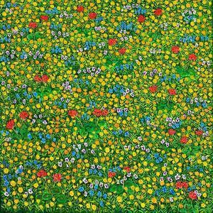 Mille- Fleur, 2012 by Liz Wright