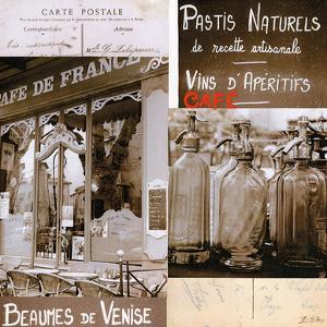 Cafe Pastis Naturel by Lizie