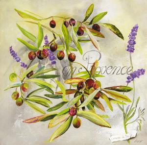 En Provence Olives by Lizie