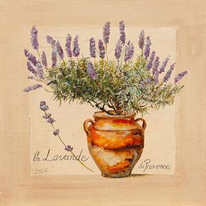 Lavender pot by Lizie