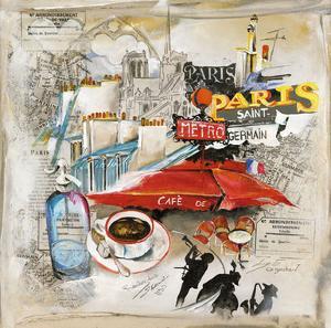 Paris Métro Posters for sale at AllPosters.com