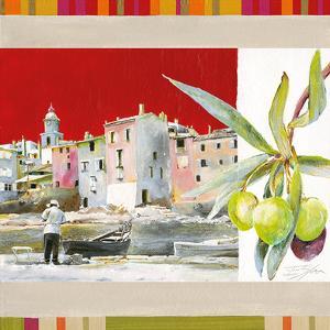 St Tropez by Lizie